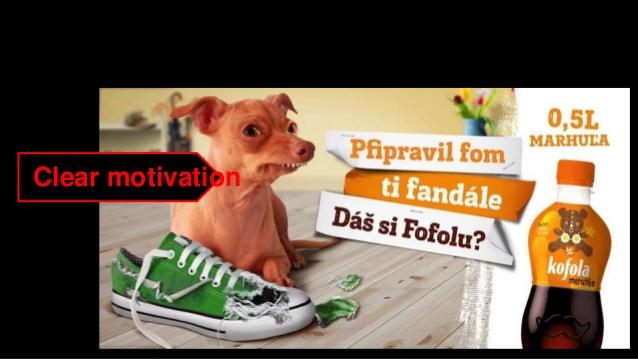 Reklama na Fofolu
