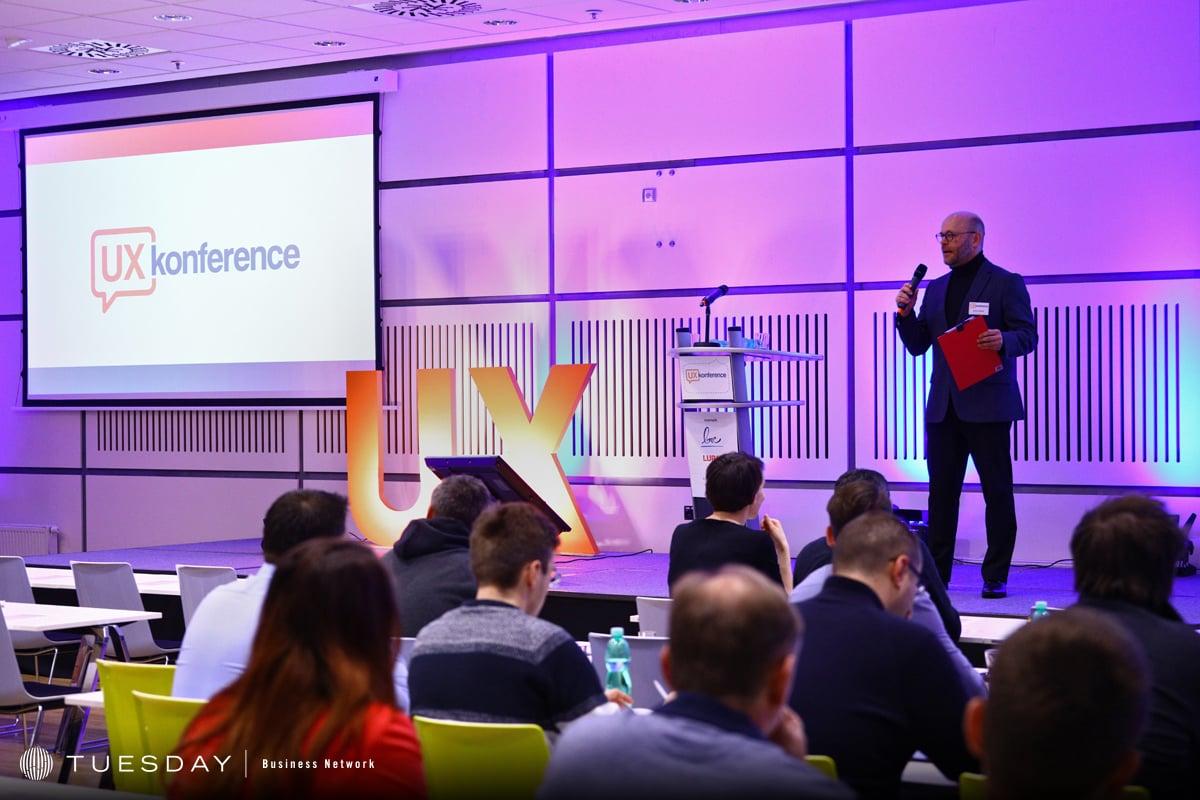 UX konference