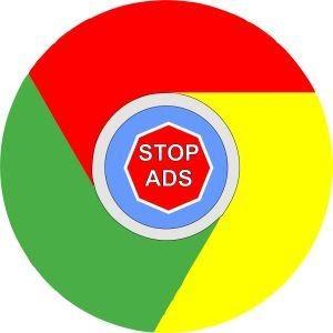 Blokování reklam Google Chrome Webmium