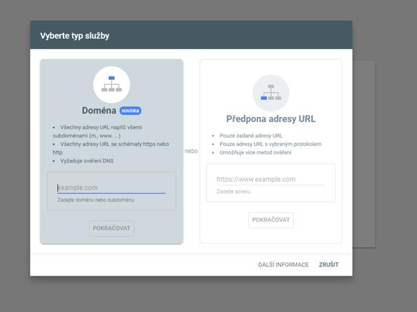 indexace Google Webmium