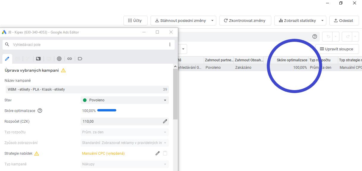 Google Ads Editor Webmium