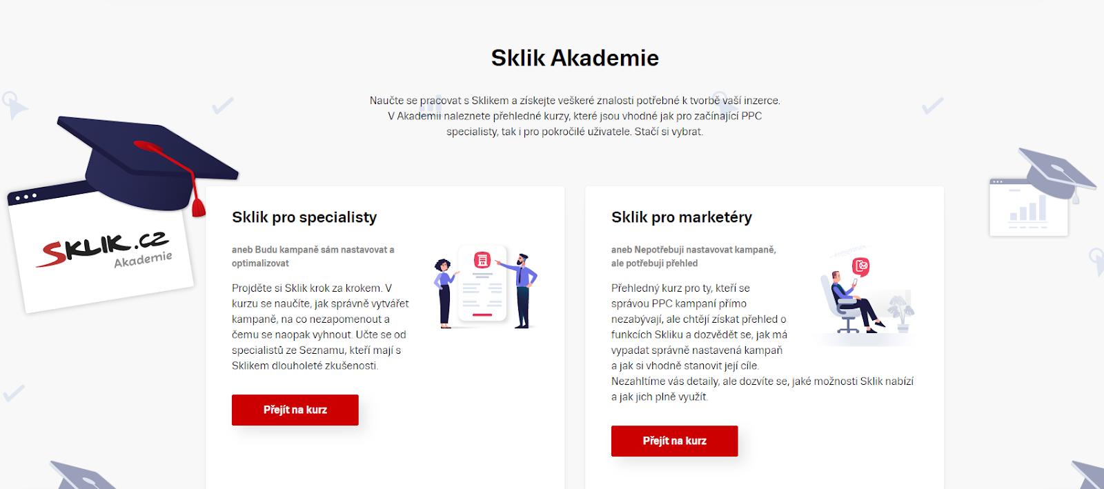 Sklik Akademie Webmium
