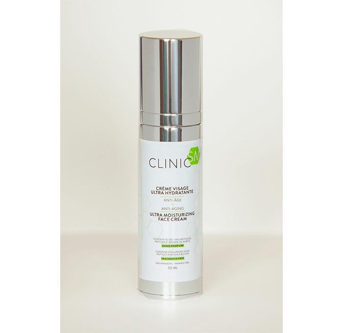 Ultra Moisturizing Face Cream - perfume free