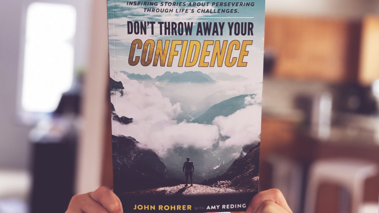 Don't Throw Away Your Confidence