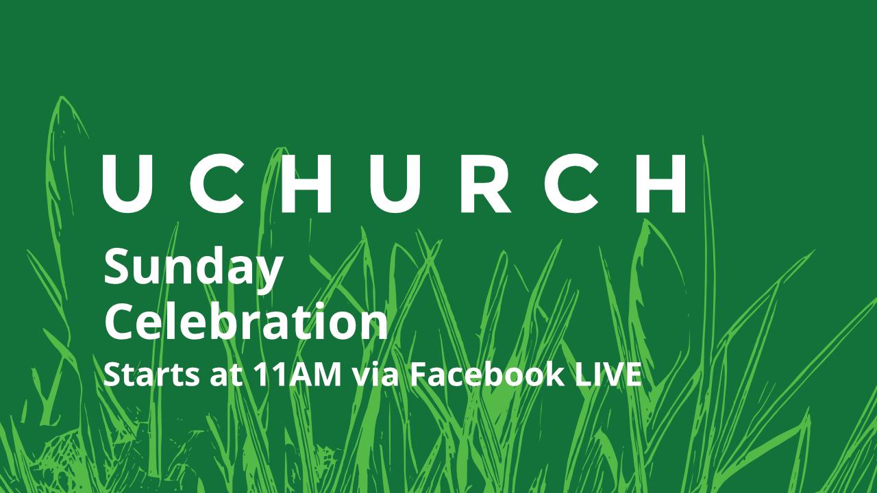 Sunday Gathering March 29 2020