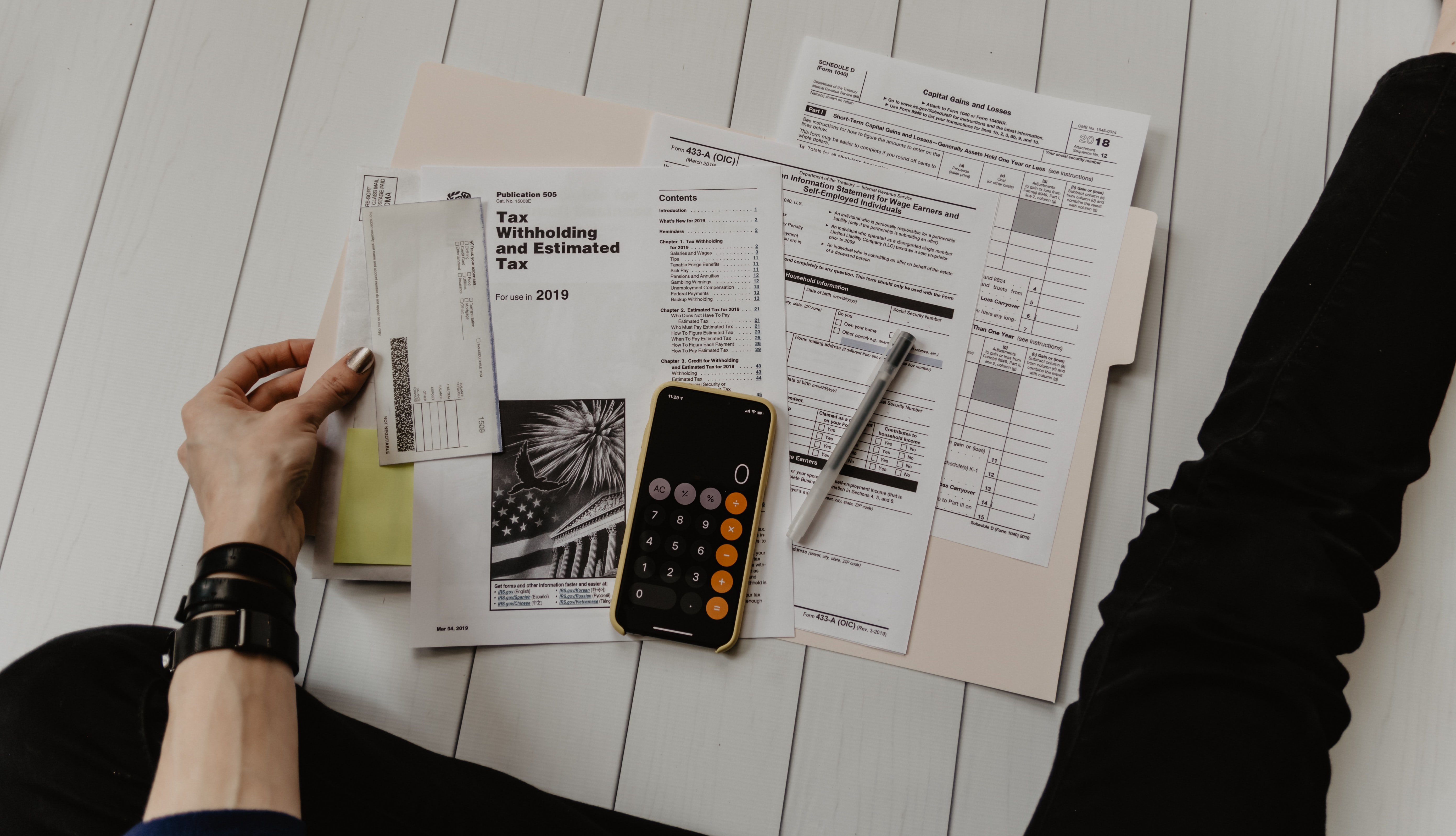 Tax Receipts Are Ready & FAQ's