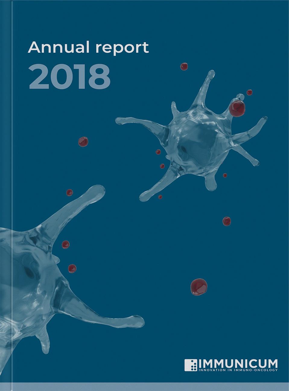 Immunicum annual report 2017