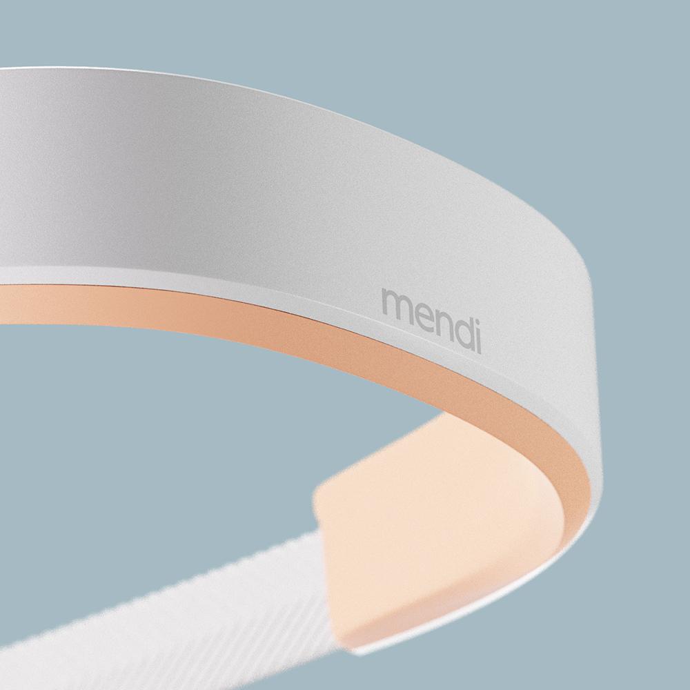 Mendi brain training device designed by Catino