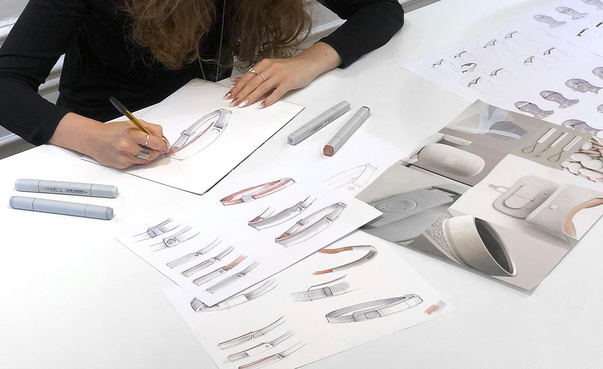 Mendi design process forms