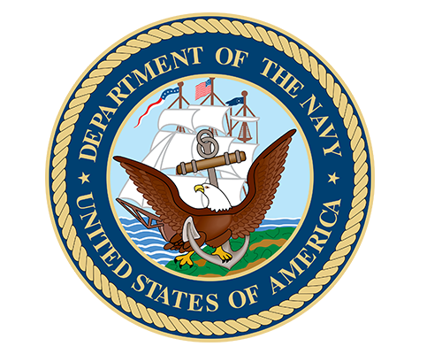 Logo for the Department of the Navy