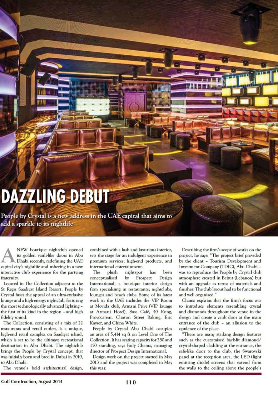 Restaurant & Bar design experts