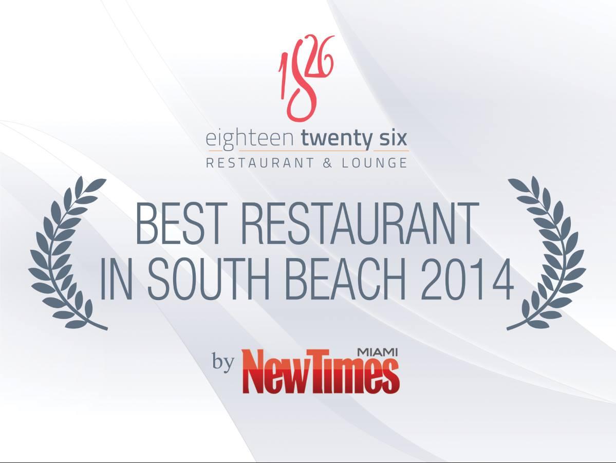 Best Restaurant Design Award Winner