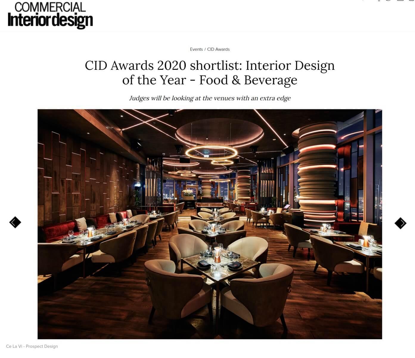 Cafe Design Experts in Dubai