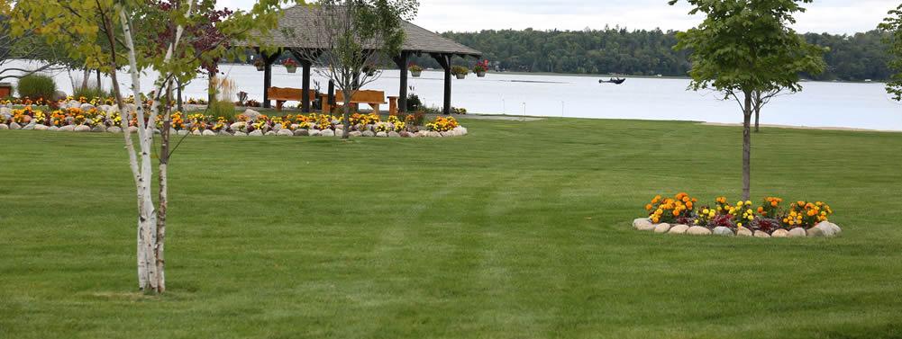 Lawn care Gull Lake