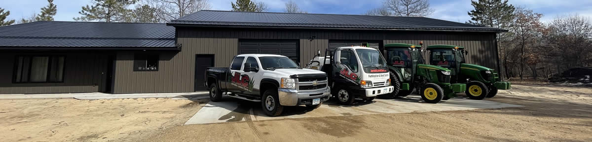 Jared's Lawn Care Fertilizing and Weed Control
