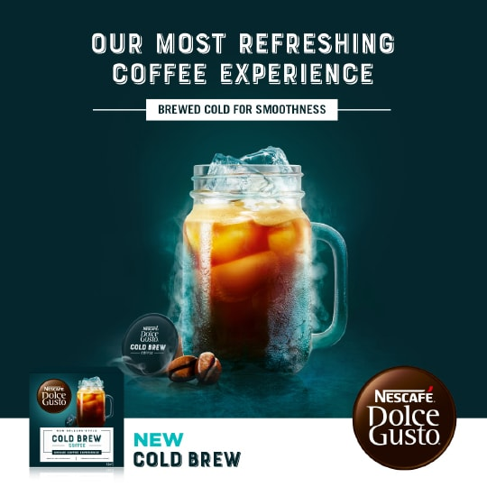 Nescafe Dolce Gusto | Q+H London