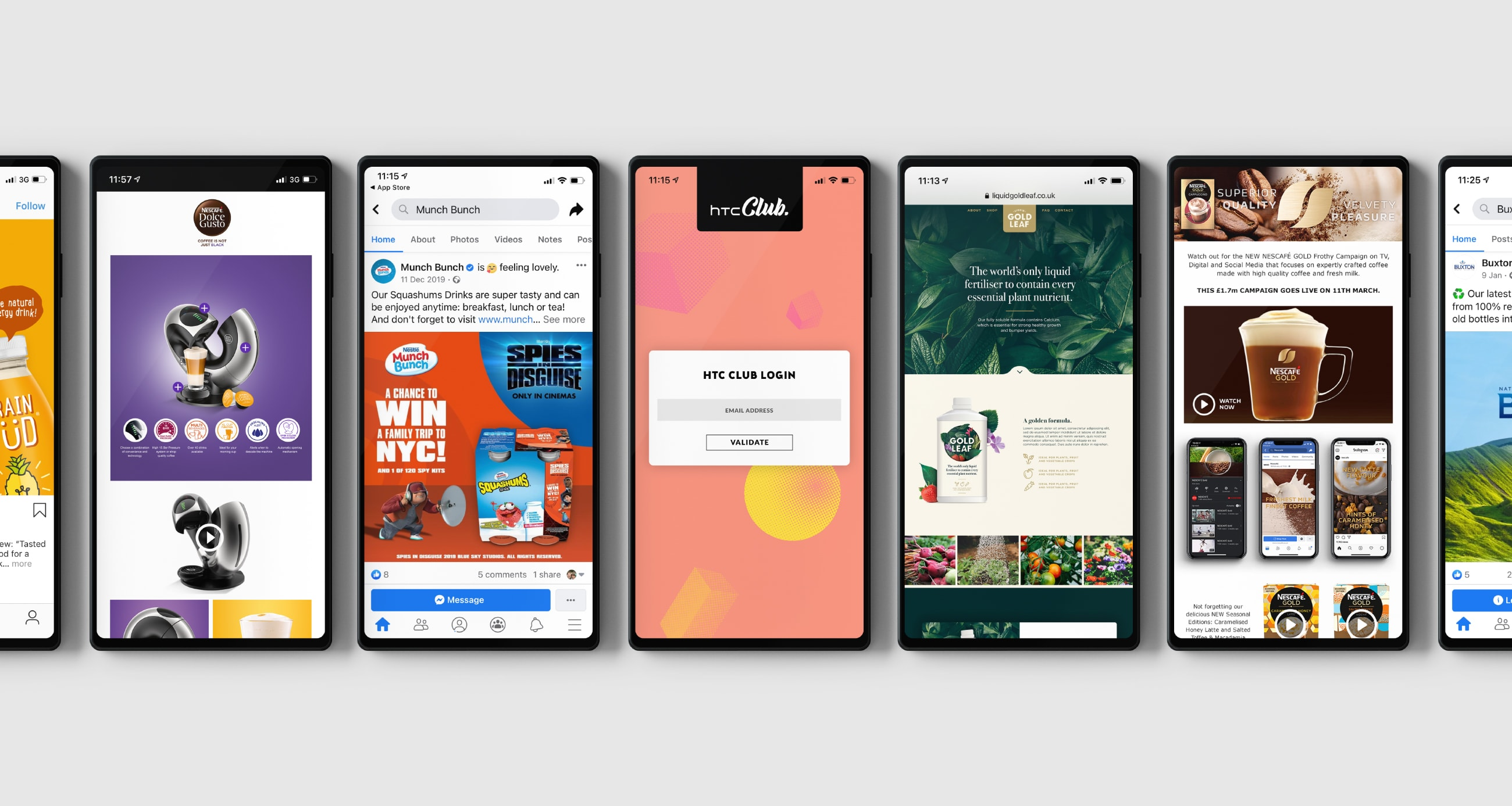 Digital + Social Case Study | Q+H London