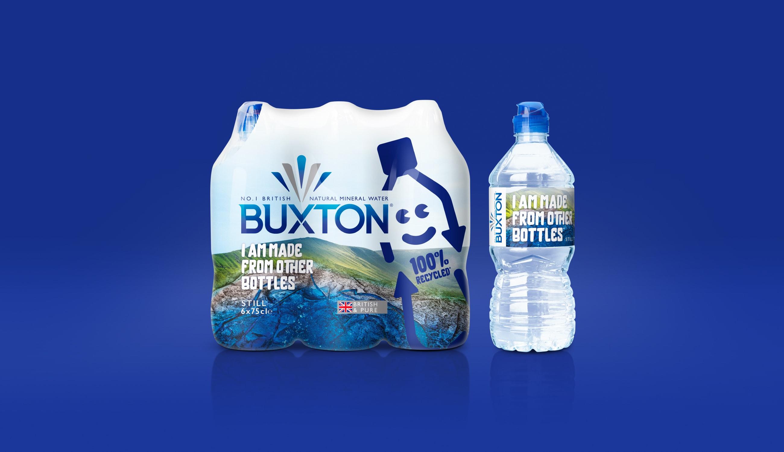 Buxton Packaging Design   Q+H London