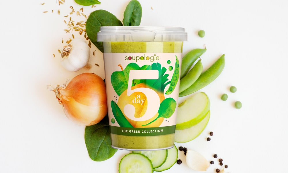 Soupologie Soup Packaging   Q+H London