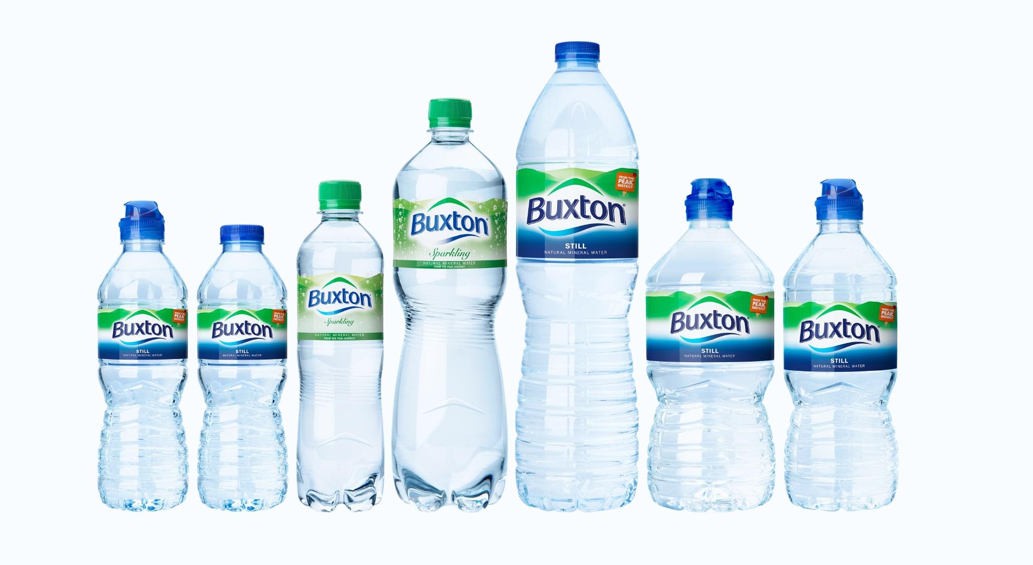 Buxton Water Bottle Range   Q+H London