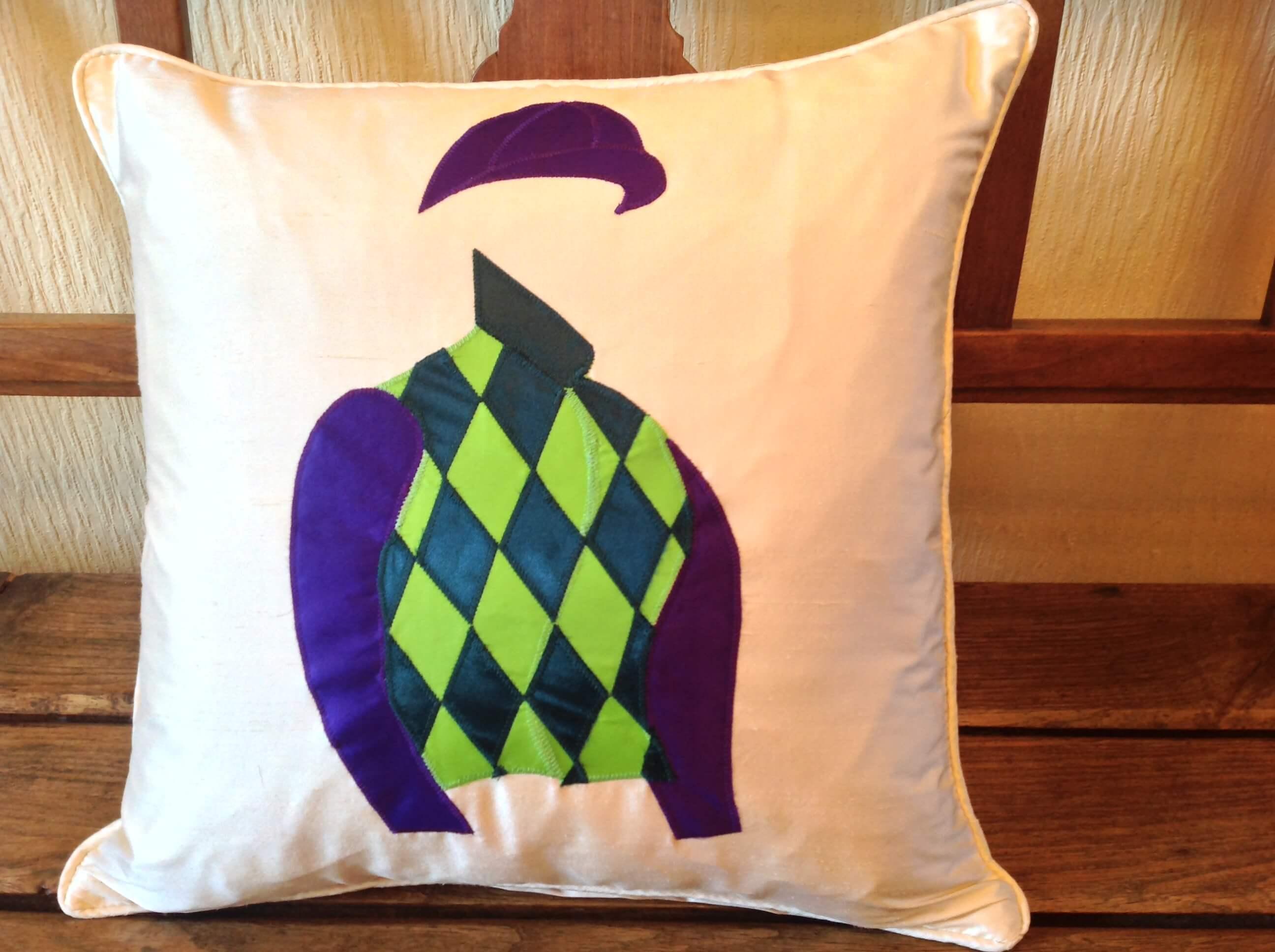 Winning Memories Racing Colours Cushions
