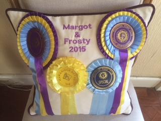 Winning Memories Pony Club Cushion