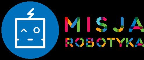 LOGO Misja Robotyka Nauka Robotyki dla Dzieci - Zajęcia pozalekcyjne z robotyki i programowania