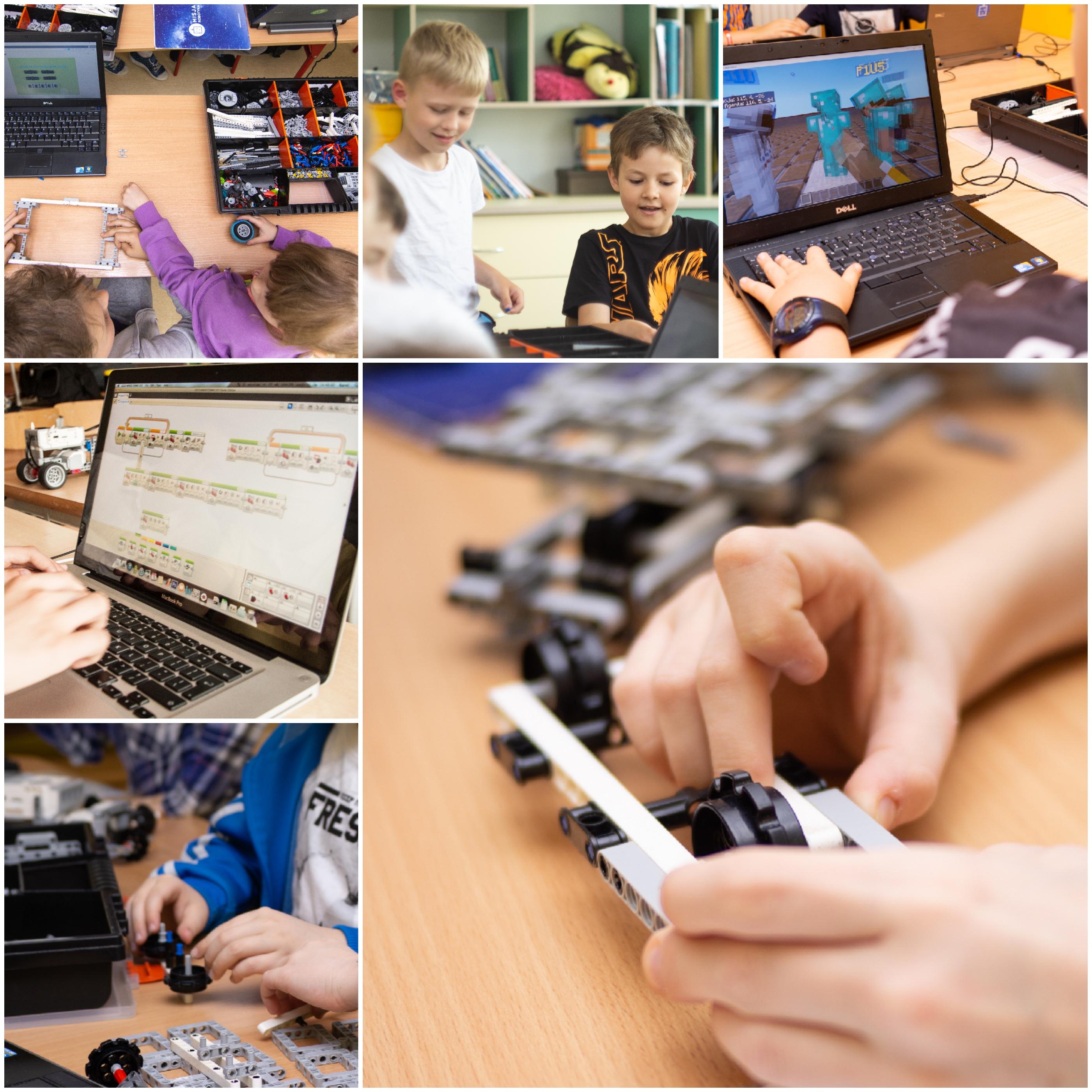 Galeria Robotyki Misja Robotyka Nauka Programowania Zajęcia pozalekcyjne z Robotyki i Programowania dla Dzieci Ożarów Mazowiecki zajęcia pozalekcyjne z Robotyki dla Dzieci