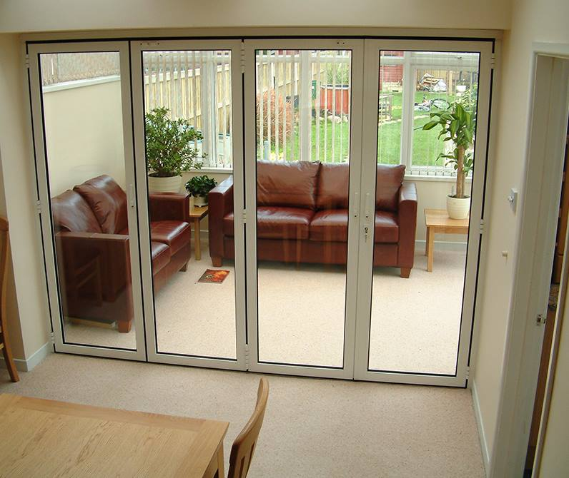 Sunflex Aluminium Sliding And Bi Folding Doors Kb Glass