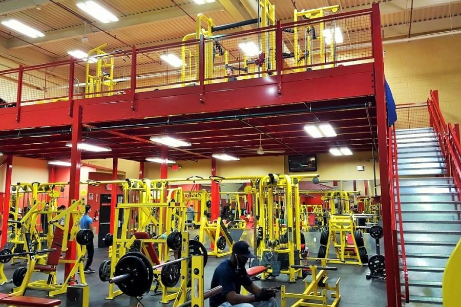 Retro Fitness Edison Nj