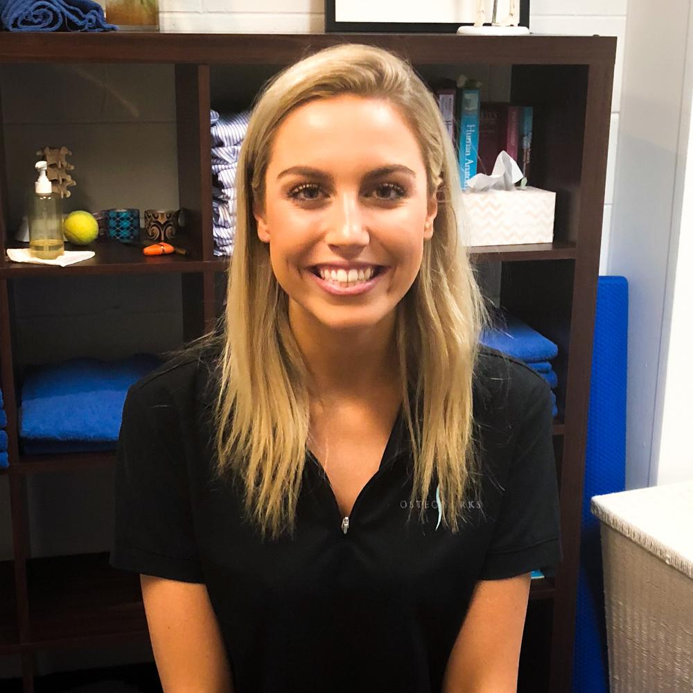 Rebecca Edwards Osteopath