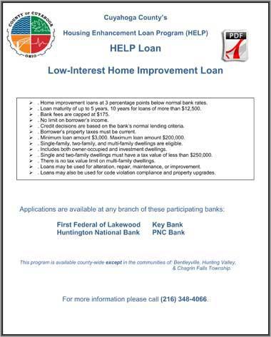 Help Loan
