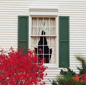 low maintenance window