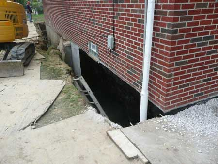 Professional Waterproofing Parma Ohio