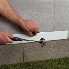 Vinyl Siding Installer Cleveland Step 1