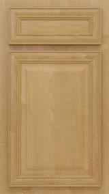 Medium Birch Kitchen Cabinet Cleveland