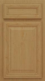 Hard Rock Maple Kitchen Cabinet Cleveland