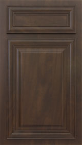 Chocolate Kitchen Cabinet Cleveland