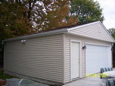 Garage Builder Cleveland