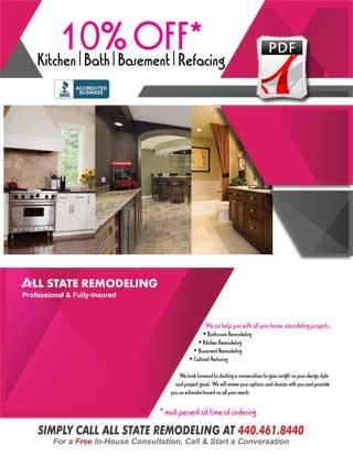 bathroom remodel discount
