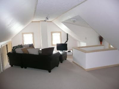 Attic Conversion Cleveland