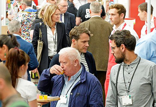 Q+H goes to the ExCel London food show | Q+H Blog