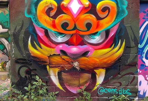 Grafitti Alley, Toronto | Q+H Blog