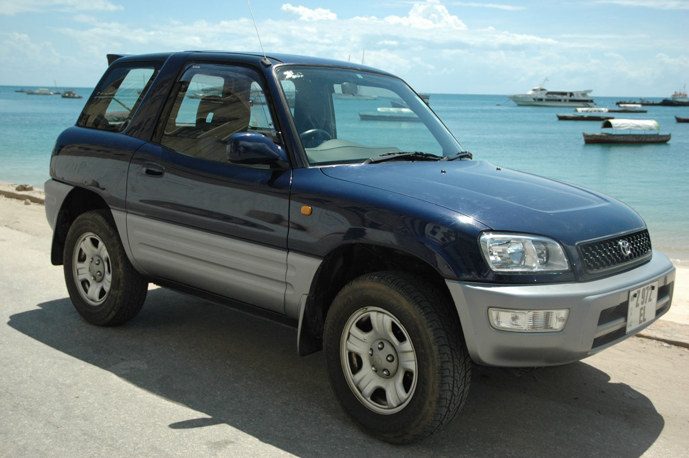 Zanzibar Car Hire Online Booking From 25 Per Day