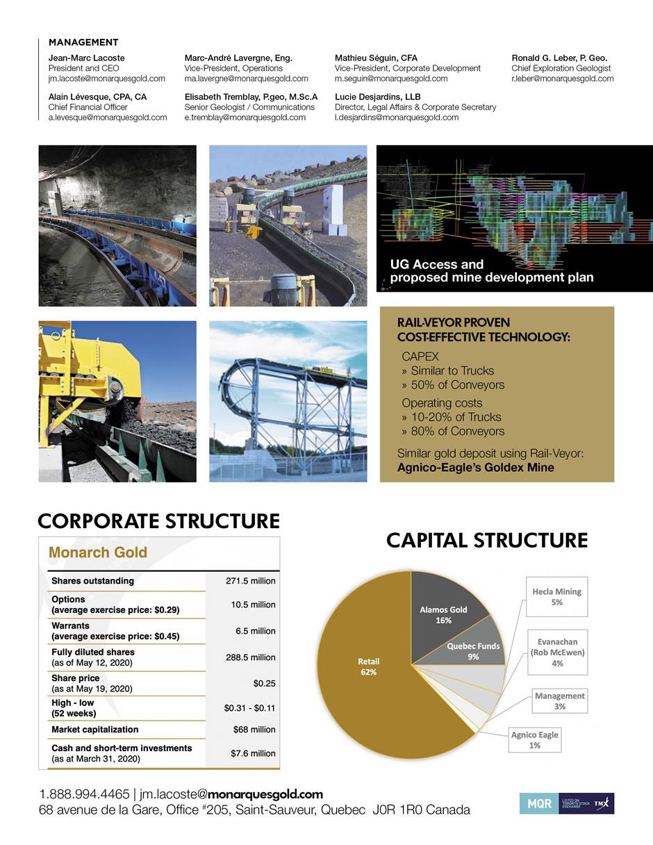 Wasamac Fact Sheet
