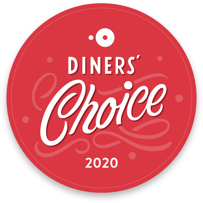Diners Choice award 2020 winner