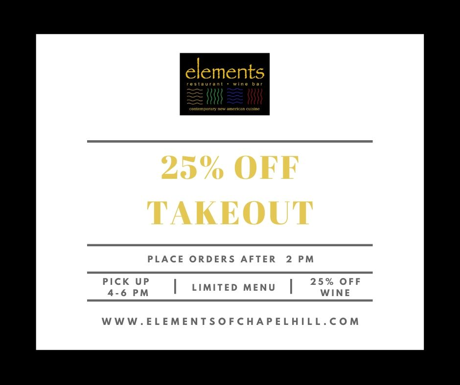 Elements Discount
