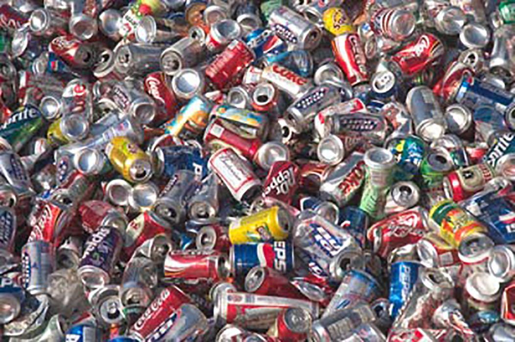 Aluminum Used Beverage Containers