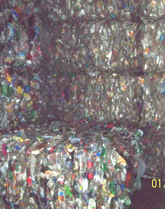 Bottles Baled B Grade