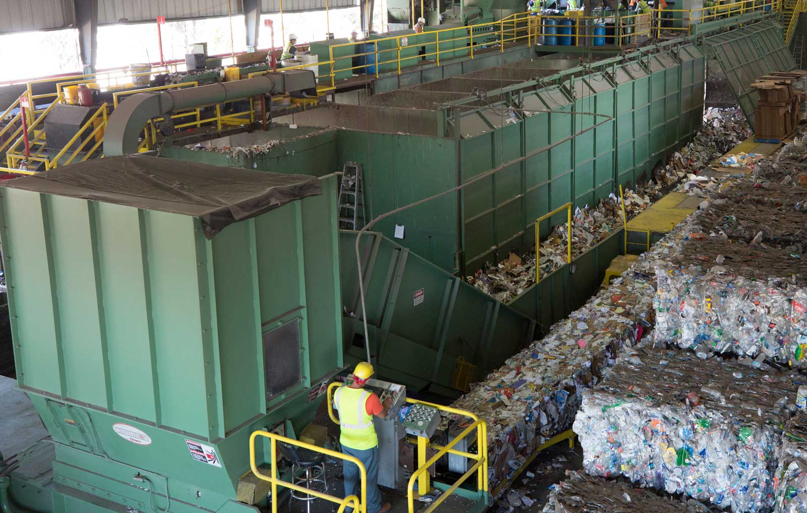 Allan Company Recycling Facility